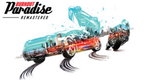 La saga Burnout llega a Nintendo Switch con Burnout Paradise Remastered, disponible este 2020