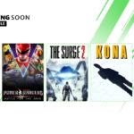 Xbox anuncia las Recompensas de Xbox Game Pass Ultimate y nuevos juegos para consola y PC