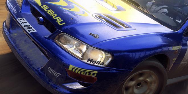Compite en el mundial virtual World RX Esports con DiRT Rally 2.0