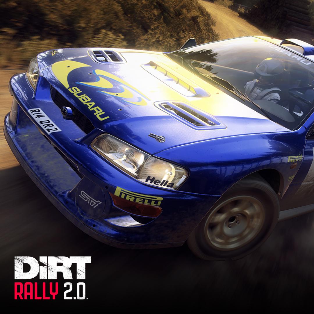 Codemastersha anunciado queDiRT Rally 2.0Edición Juego del Año