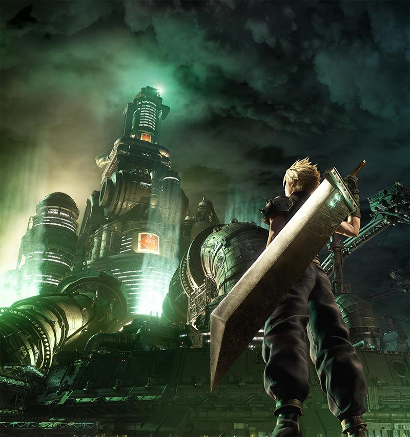 La creación de Final Fantasy VII Remake - Vídeo