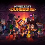 Minecraft Dungeonsestará disponible el 26 de Mayo