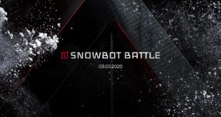OnePlus presenta la primera batalla de bolas de nieve con robots 5G de la historia