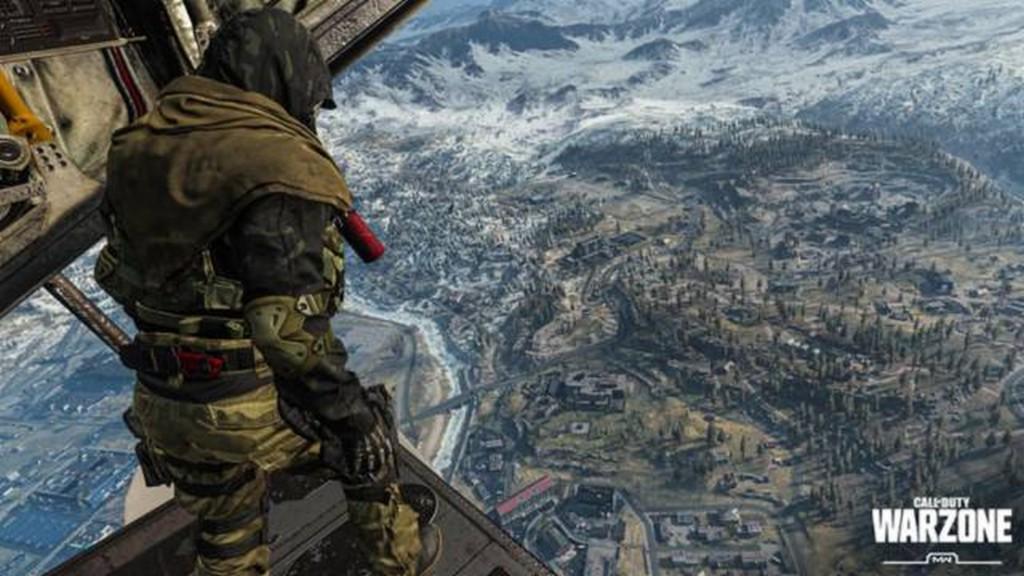 Call of Duty: Warzone el battle royale de Activision ya está disponible