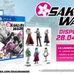 El tráiler de la historia del juego más esperado Sakura Wars por los fans del anime y de los jrpg