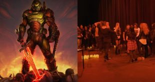 El videojuego DOOM Eternal muestra su coro de voces Heavy Metal