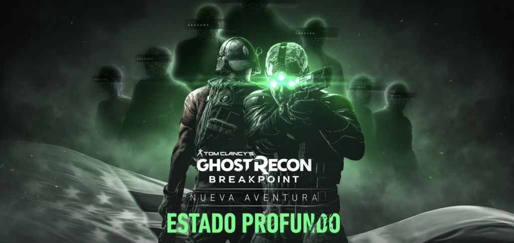 El episodio 2 de Ghost Recon Breakpoint está disponible