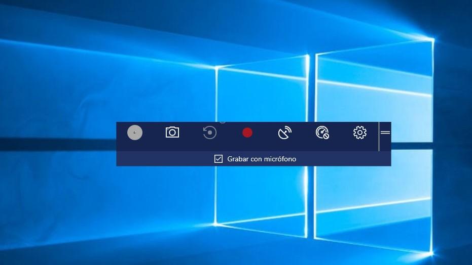 ¿Cómo grabar la pantalla en Windows 10 en vídeo y con micrófono? Sin programas