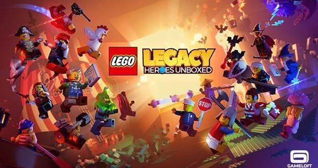 LEGO Legacy: Heroes Unboxed abre una nueva aventura RPG