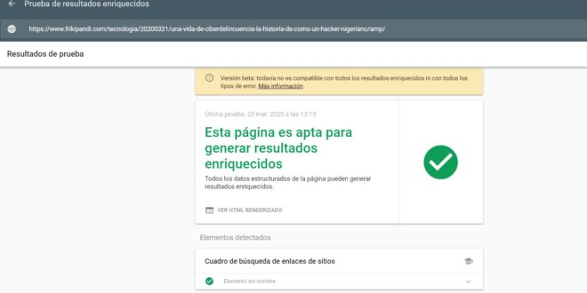 SEO: Mejores prácticas para cobertura de noticias con búsqueda en AMP