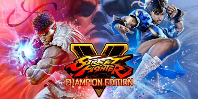 Street Fighter V: Champion Edition para PS4 y PC
