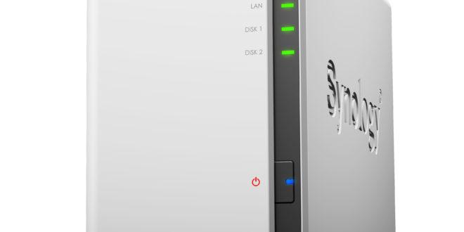 Synology presenta DiskStation DS220j, preparado para realizar copias de seguridad de forma sencilla y automática