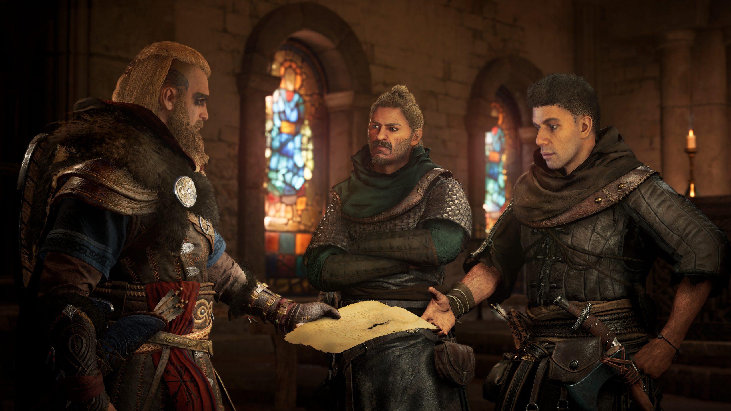 Assassin's Creed Valhalla se lanzará en todo el mundo a finales de ...
