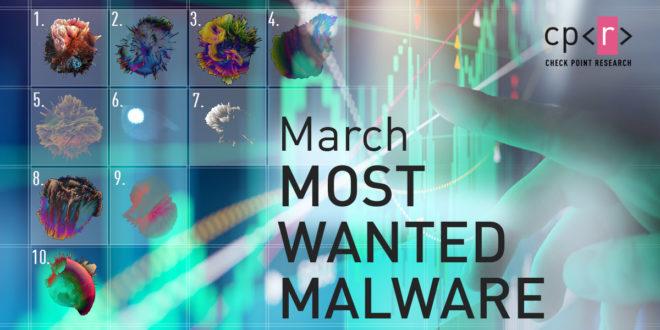 Dridex, el troyano bancario que se difunde a través de un archivo de Excel infectado, se sitúa por primera vez como el malware más buscado a nivel mundial