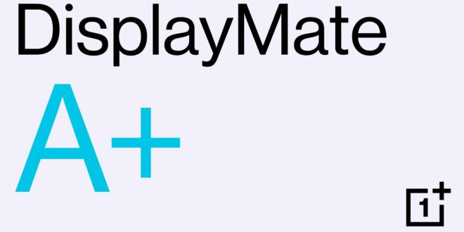 La familia OnePlus 8 obtiene la calificación A+ en rendimiento de pantalla, el nivel más alto de DisplayMate