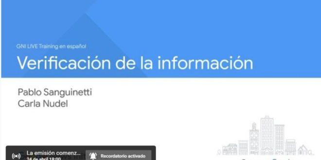 Google News Lab gratuito: Verificación de noticias contra la desinformación