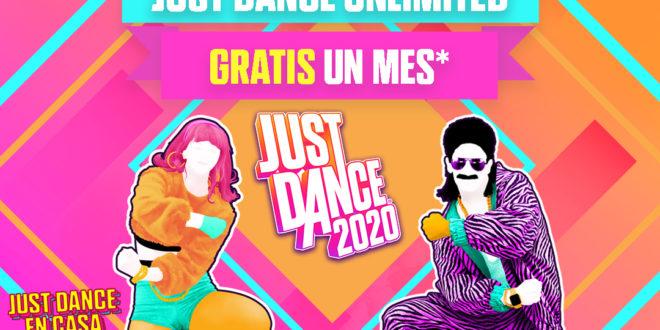 Ubisoft regala un més gratis a Just Dance Unlimited para mantener a los jugadores en movimiento