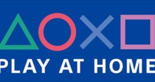 PlayStation regala dos grandes títulos a los fans como parte de su iniciativa #PlayAtHome
