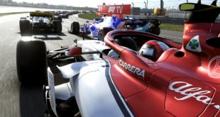 Seis pilotos de Fórmula 1 y el portero del Real Madrid competirán en el Gran Premio Virtual de China