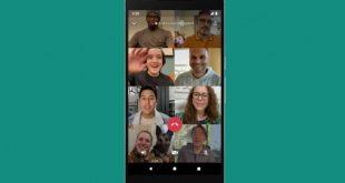 Videollamadas de WhatsApp de 4 a 8 participantes ¿Cómo hacerlas?