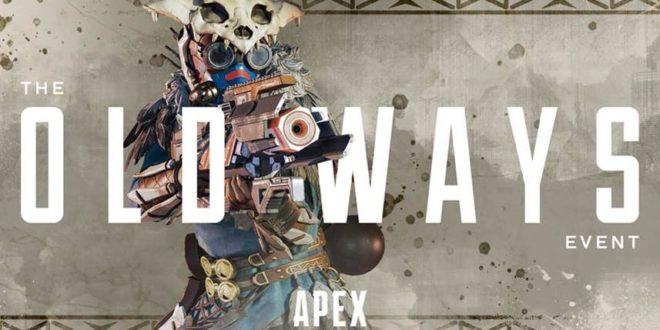 Viejas Costumbres ya está disponible en Apex Legends