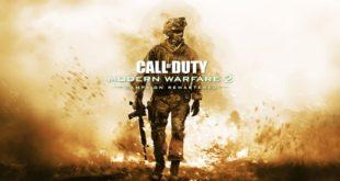 Campaña Remasterizada de Call of Duty: Modern Warfare 2 disponible para Playstation 4