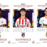 Vinicius Jr., João Félix y Manu Vallejo participarán en EA SPORTS FIFA 20 Stay and Play #STAYANDPLAY