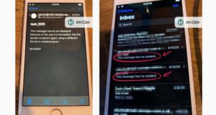 ESET alerta de dos graves vulnerabilidades en iOS