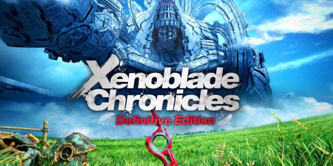 LlegaXenoblade Chronicles: Definitive Editionpara Nintendo Switch, un juego de culto para los amantes del género de rol