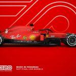 Primer tráiler de juego de F1 2020