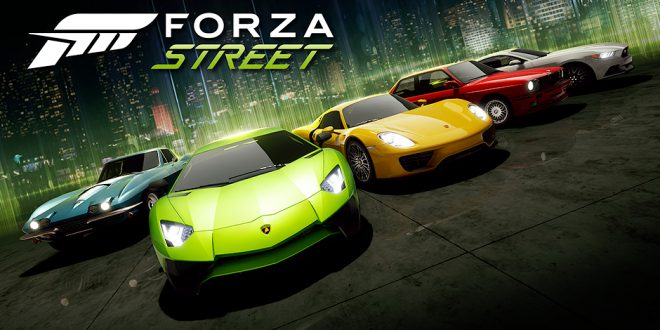 Ya disponible Forza Street en iOS y Android