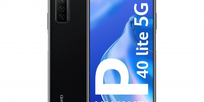 HUAWEI P40 lite 5G: Tienes derecho al 5G