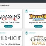Ubisoft pone 3 juegos gratis 3 juegazos: Assassin's Creed II, Rayman Legens y Child of Light hasta el 5 de mayo