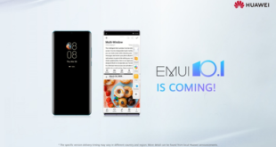 Huawei anuncia los planes de actualización de EMUI 10.1