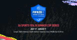 Electronic Arts y FIFA anuncian nuevos planes para las competiciones de esports de EA SPORTS FIFA 20