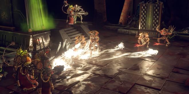 Warhammer 40,000: Mechanicus se estrenará el 17 de julio en PS4, Xbox One y Switch