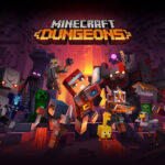 Ya disponible Minecraft Dungeons