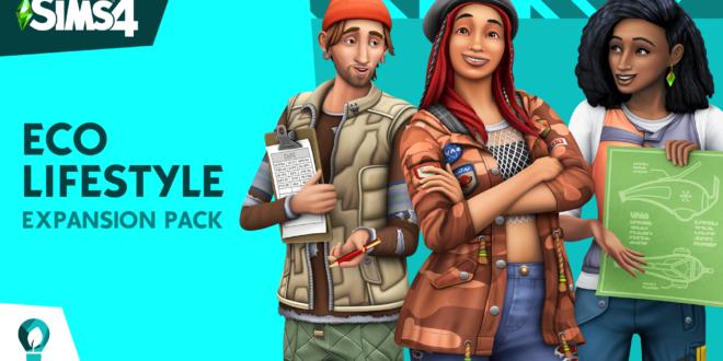 Los Sims 4 Vida Ecológica llega hoy a PC, Mac y consolas para invitar a los jugadores a realizar un cambio sostenible en el Día Mundial del Medioambiente