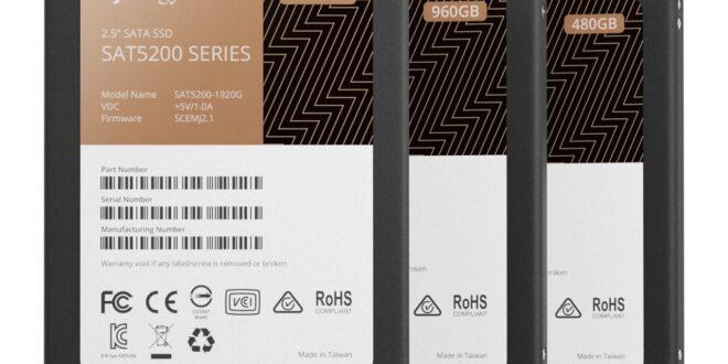 Synology presenta su gama de SSD de alto rendimiento y fiabilidad