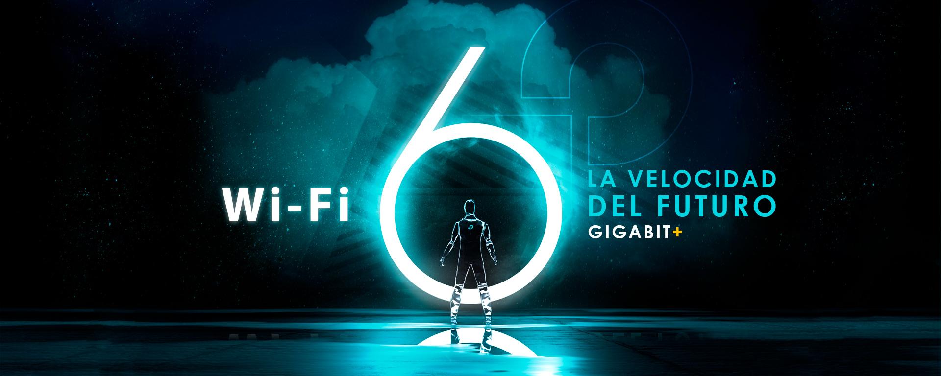 ¿Qué es Wi-Fi 6? y ¿Cuáles son sus ventajas?