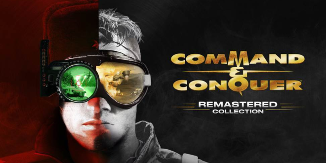 Command & Conquer Remastered Collection, ya disponible en Steam y Origin