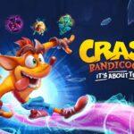 Regrasan los Wumpa en Crash Bandicoot 4: It's About Time