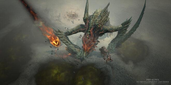 Diablo IV: ¡nuevas imágenes, más información sobre la narración, el mundo abierto, el multijugador y mucho más!