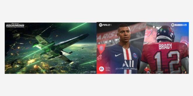 EA PLAY Live 2020: Star Wars: Squadrons, EA SPORTS FIFA 21, Apex Legends y el sorprendente regreso de la saga Skate
