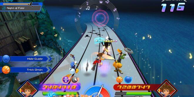 Square Enix y Disney anuncian KINGDOM HEARTS Melody of Memory