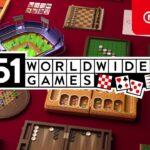 Activa tu cerebro con51 Worldwide Games