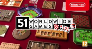 Activa tu cerebro con 51 Worldwide Games
