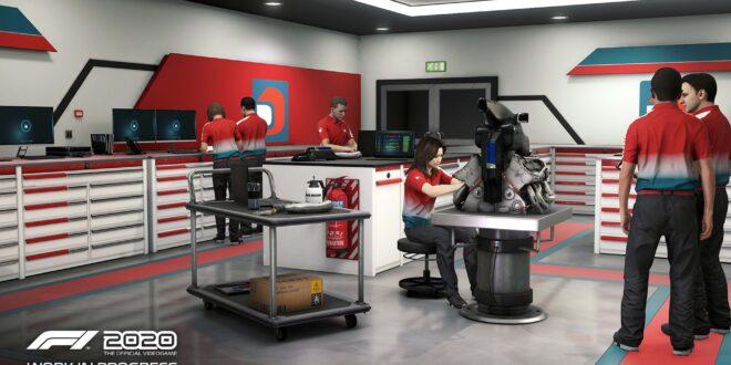 F1 2020 con Mi Equipo