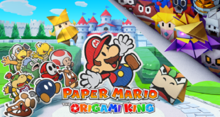 Paper Mario: The Origami King, ya disponible en exclusiva para Nintendo Switch