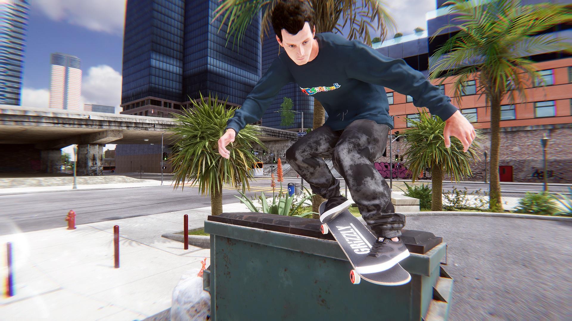Desvelada parte de la espectacular BSO de Skater XL